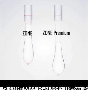より柔らかく伸びやすい天然ラテックス製コンドーム